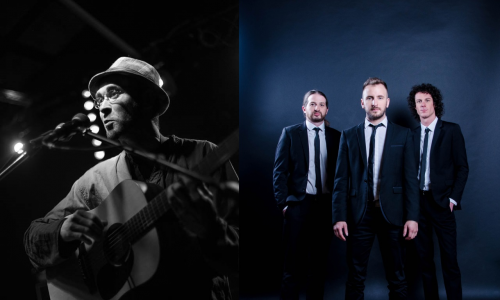 Les concerts du weekend : Cyrarno du patelin & Charly L Trio
